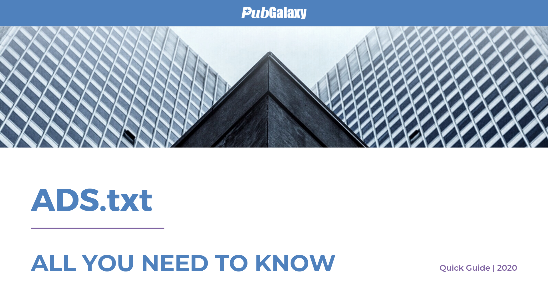 Ads.txt - Everything you need to know